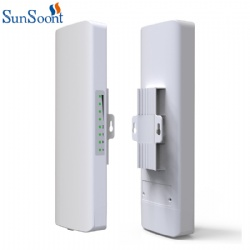 High Power Long Range Wireless Outdoor 5.8G CPE 900Mbps Outdoor WiFi Bridge Access Point